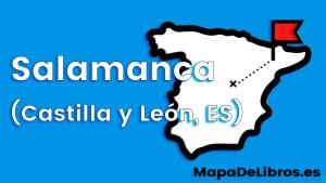 libros ambientados en Salamanca