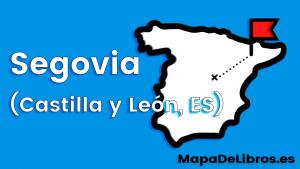 libros ambientados en Segovia