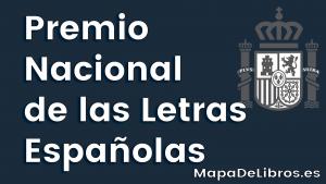 Premio Nacional de las Letras Españolas