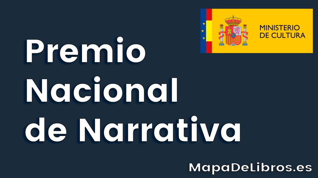 Premio Nacional de Narrativa