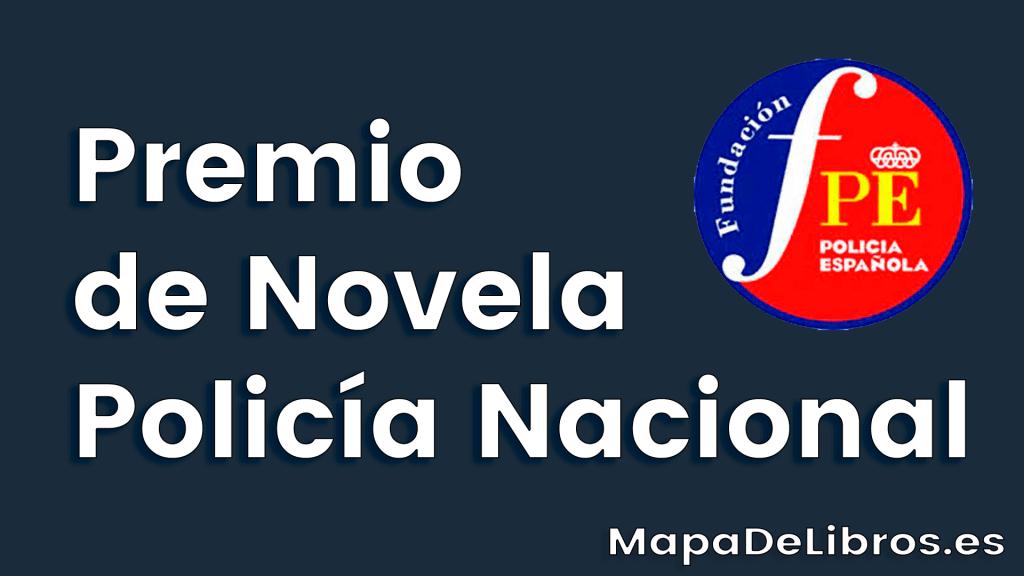 Premio de Novela Policia Nacional