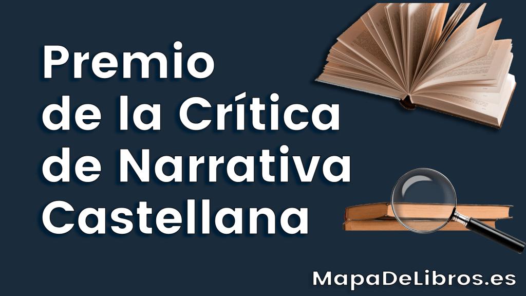 Premio de la Crítica de Narrativa Castellana