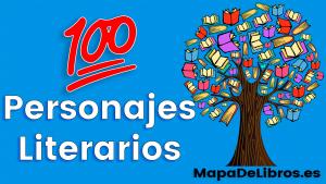 100 Personajes Literarios